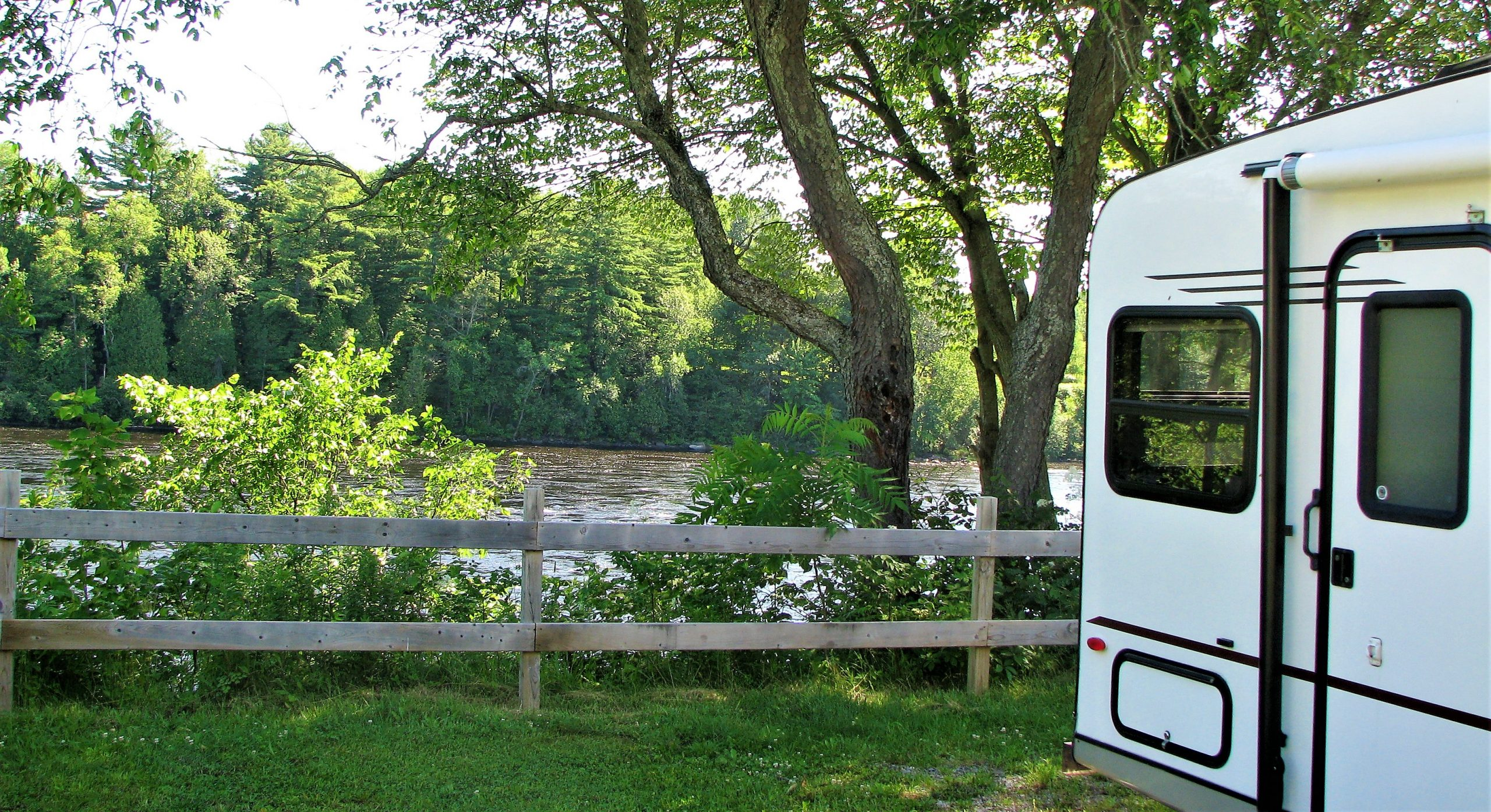 Camping Lac St-Michel