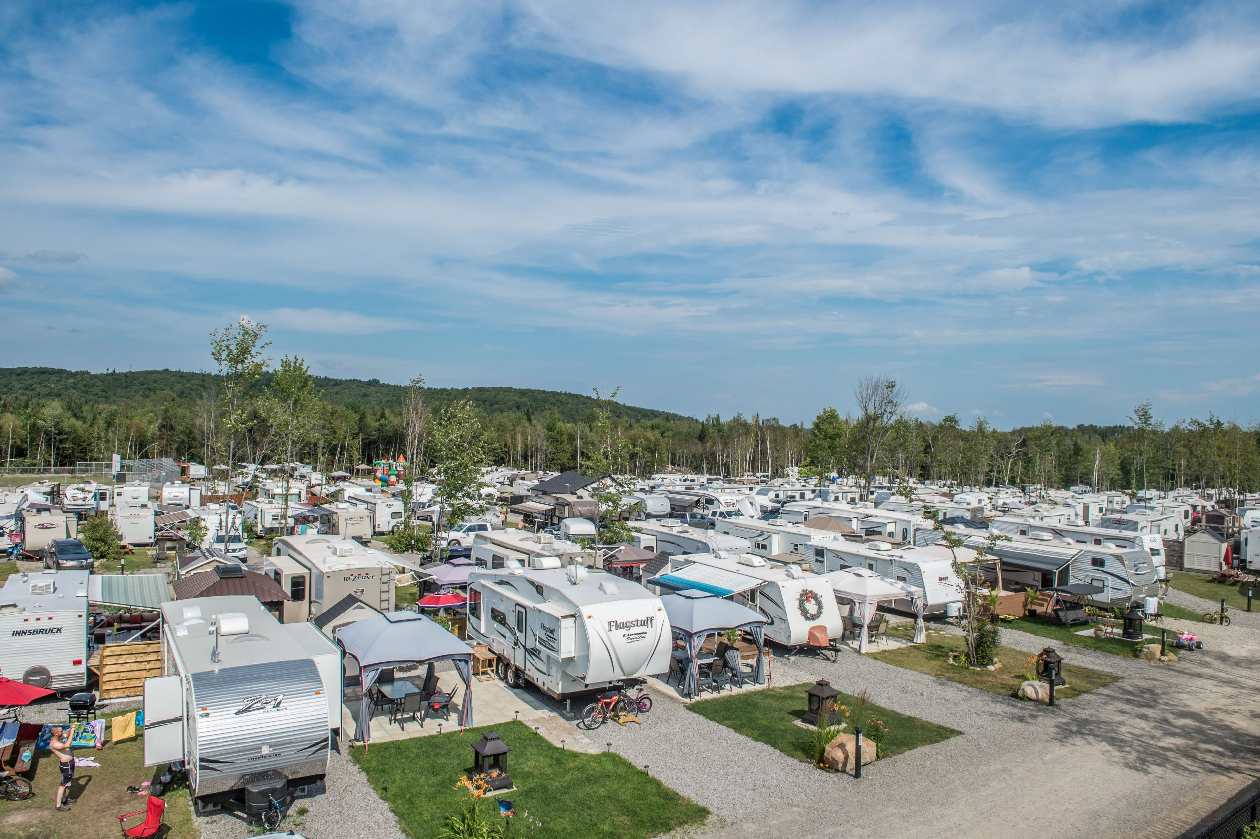 Camping Complexe Atlantide